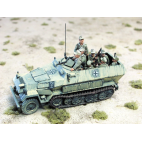 Panzer Grenadiers for SdKfz (halftrack)
