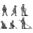 Sappers/pioneers