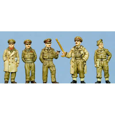 Six Officers