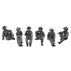 Six useful Tommies in tin hats