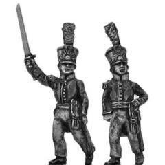 Dutch militia, officer