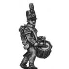 Dutch militia, drummer
