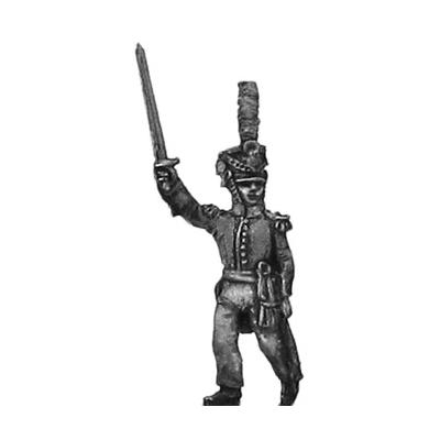 Orange Nassau 28th Regiment officer