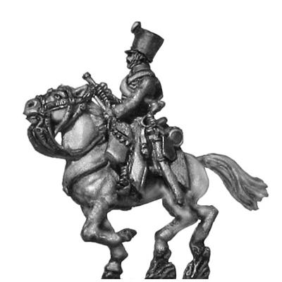 Hussar trumpeter