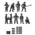 American 155mm gun crew