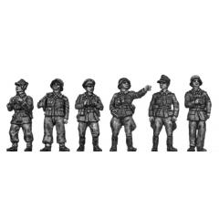 German Officers - set 2