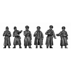 German Officers - greatcoat