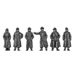 German Infantry - greatcoat