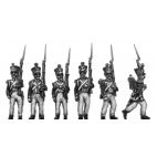 Grenadiers, march attack