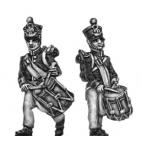 Fusilier, drummer
