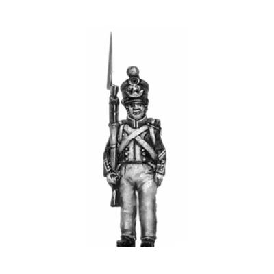 Fusilier, sergeant