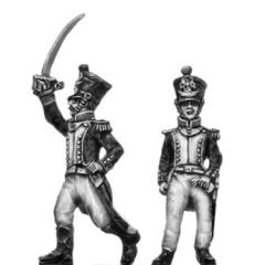 Grenadier, Officers