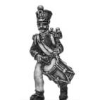 Grenadier, drummer