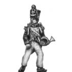 Voltigeur, cornet