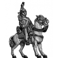 Heavy Dragoons trumpeter