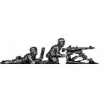 Fallschirmjager HMG firing