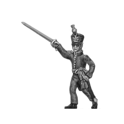 2nd Nassau- Usingen Fusilier, Officer