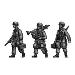 Fallschirmjager HMG advancing