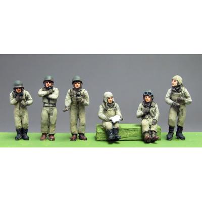 American Tank Crew – Winter Set 2