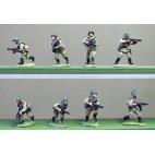 Helmets, PPSh advancing