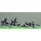 Helmets, PTRD A/T rifles set