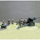 122mm Howitzer crew
