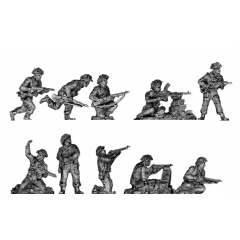 Infantry squad, street fighting