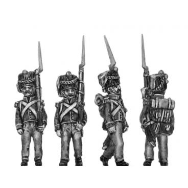 2nd Nassau- Usingen Grenadier, March attack