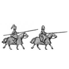 Clibanarius, with lance charging