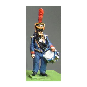 Marins de la Garde drummer