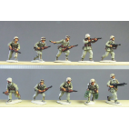 DAK Infantry section advancing