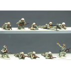 DAK Infantry section prone