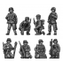 German Tank riders – Set 2