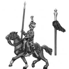 Mamluke of the Guard Standard Bearer
