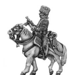 Chasseur a cheval de la garde (later uniform) Trumpeter