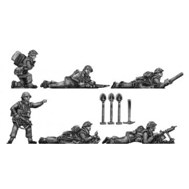 Infantry HQ Section - jerkins
