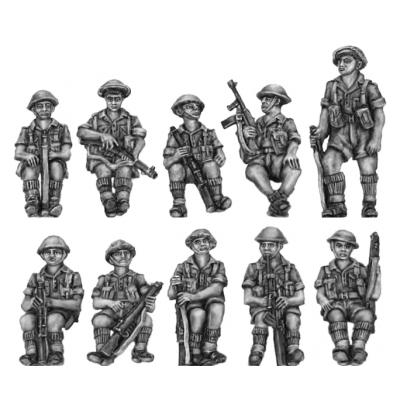 Western Desert Force - Lorried Infantry
