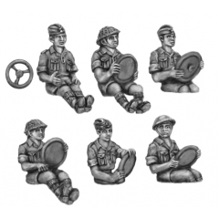 Western Desert Force - Drivers