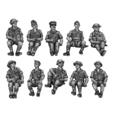 Western Desert Force - Passengers
