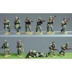 Infantry section, Zeltbahn