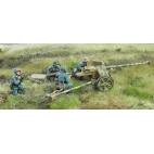 German PaK40 crew