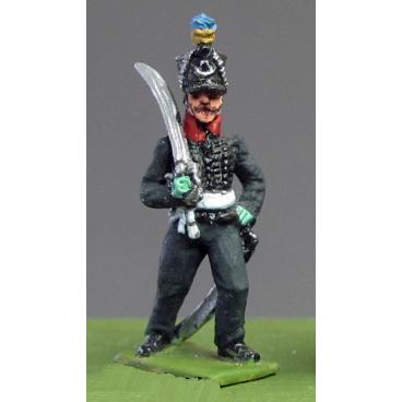 Line Officer, Waterloo