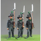 Avantgarde marching muskets
