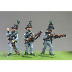 Avantgarde rifles skirmishing