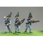 Avantgarde rifles skirmishing