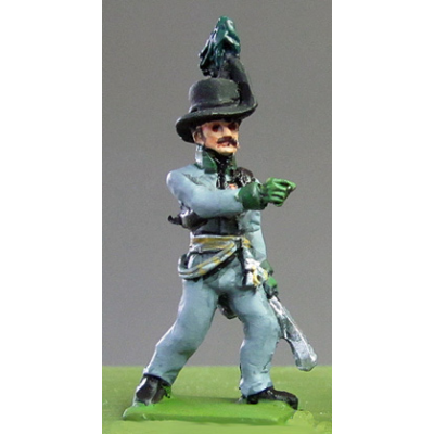 Avantgarde Rifles Officer, Waterloo