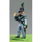 Avantgarde Rifles Bugler, Waterloo