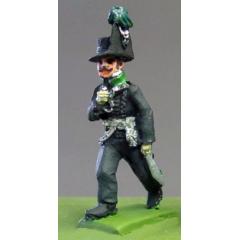 Avantgarder Muskets Officer (no frogging)