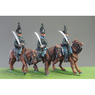 Hussars, Peninsula and Waterloo