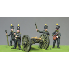 Foot Artillery Crew, Waterloo